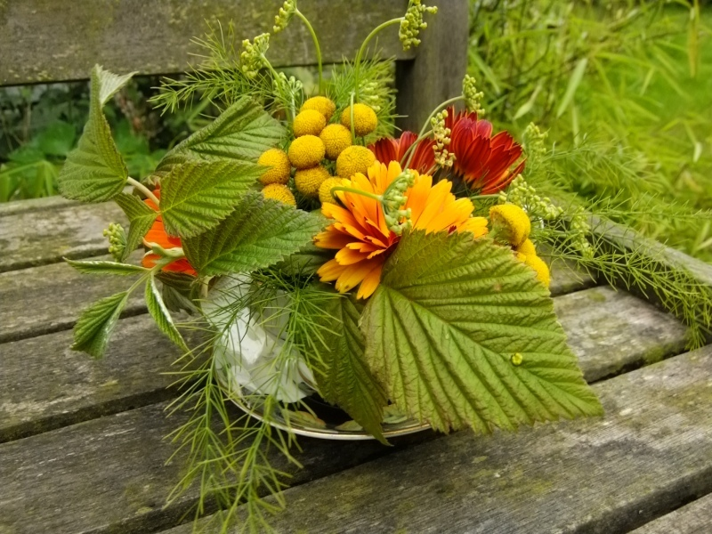 Late Summer Party Flowers