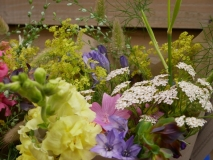 Local flowers for Kirkby Stephen