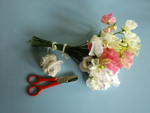 British Grown Sweet Peas