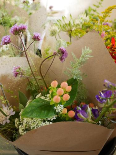 Locally Grown Flowers available for delivery to Kirkby Stephen