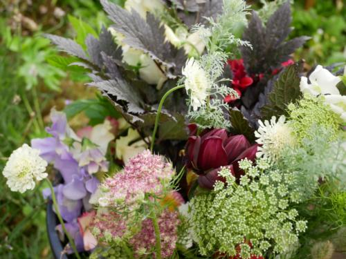 Seasonal British Flowers and Foliage