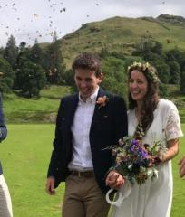 The Cumbrian Wedding Dream Photo by Harry Bloxham